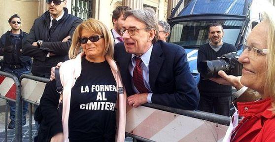 """Diliberto """"Fornero al cimitero"""""""