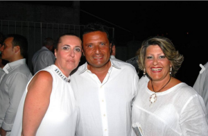 Schettino-concordia-white-party-ischia